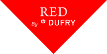 Red by Dufry logo